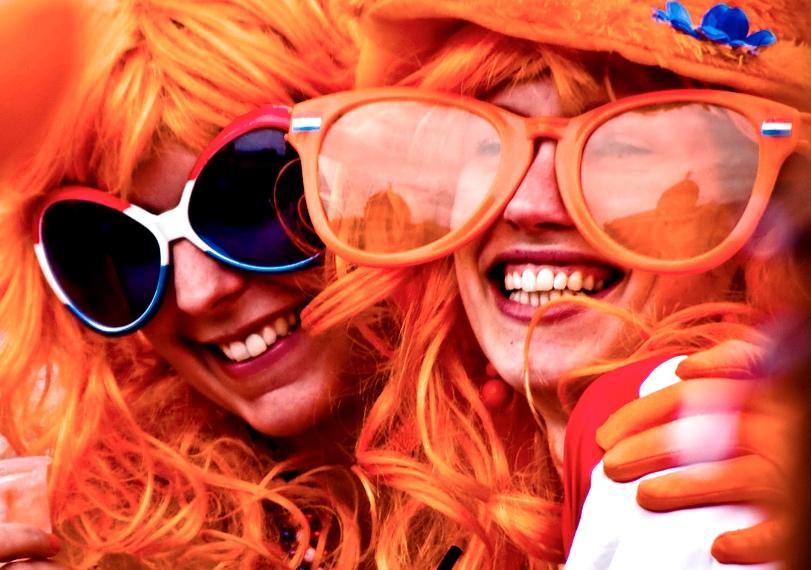 Праздники Голландии: День короля Нидерландов