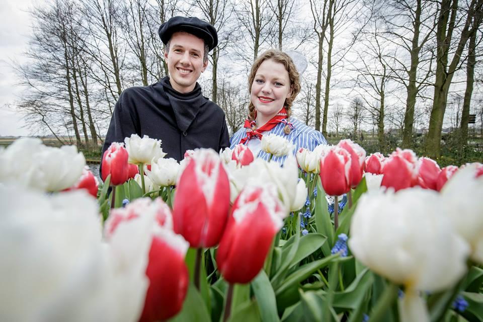 Праздники и фестивали Нидерландов весной