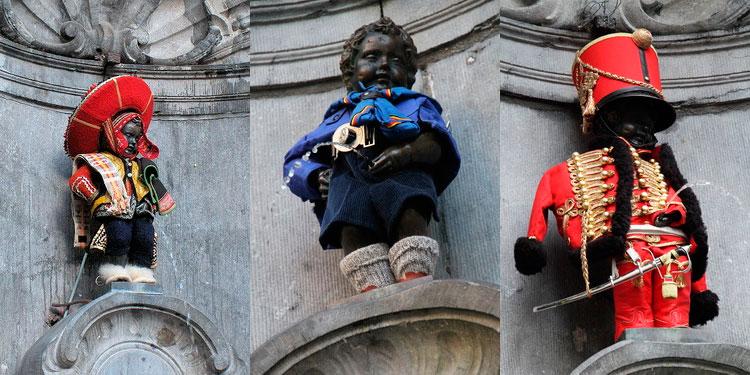 Писающий мальчик в Брюсселе: как добраться