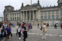 Как попасть на купол Рейхстага (Берлин, Германия)