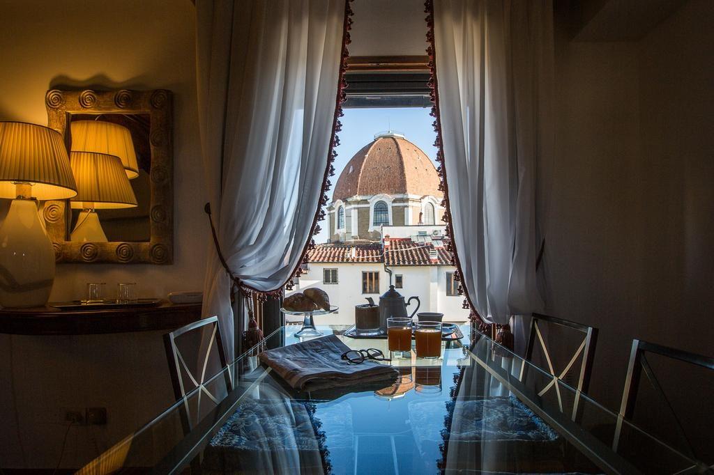 Где остановиться во Флоренции: Hotel Burchianti