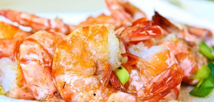 Как запечь креветки с сыром по-критски: фото, ингредиенты, рецепт