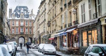 Едем в Париж в феврале: чем заняться, фестивали и распродажи