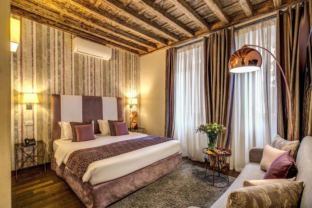 Где остановиться в Риме: Trevi Beau Boutique Hotel