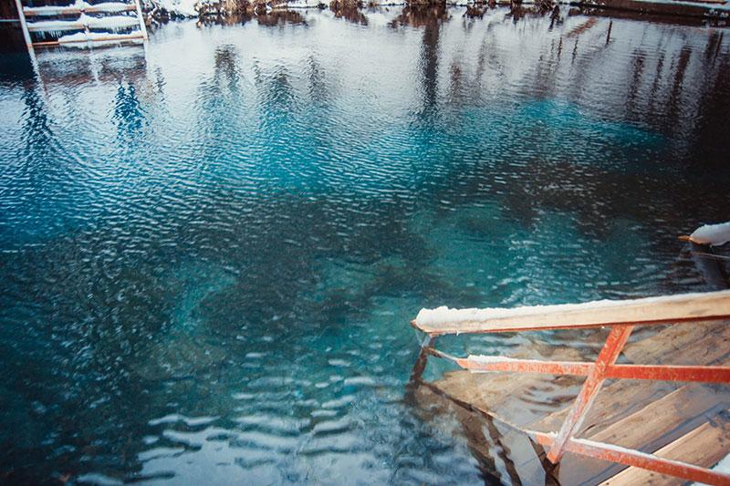 Куда съездить из Казани? На Голубые озера!