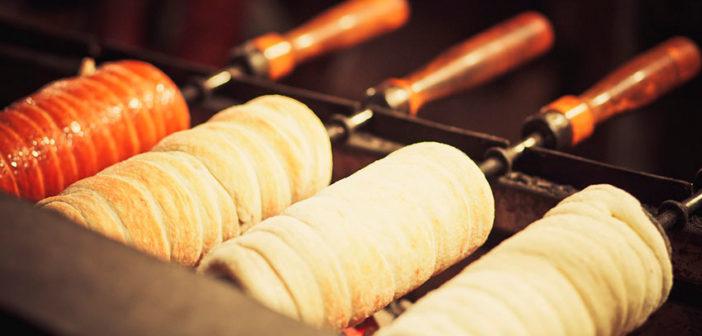 Уличная еда Будапешта — что покупать, где и стоит ли?