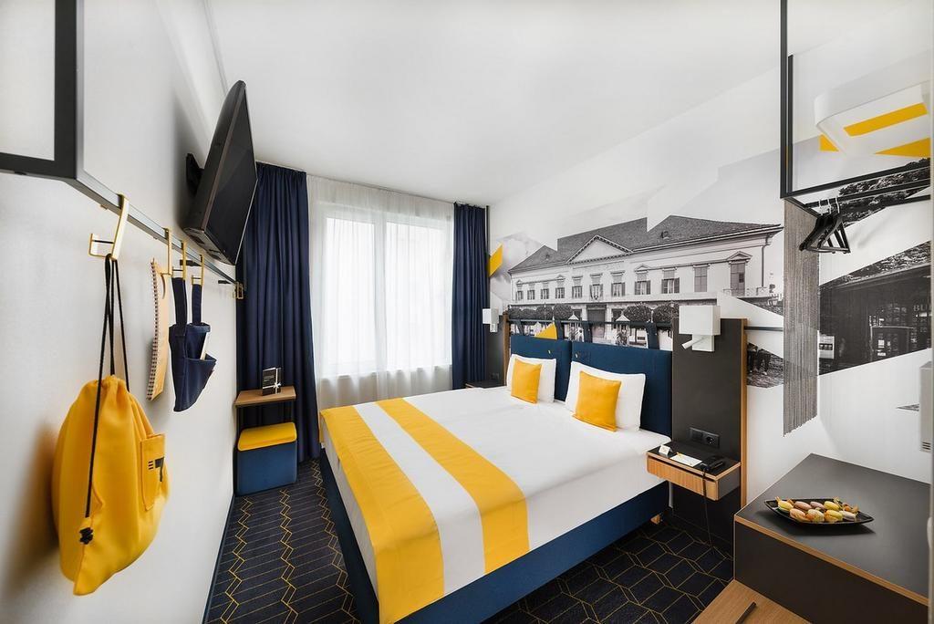 Где остановиться в Будапеште: D8 Hotel