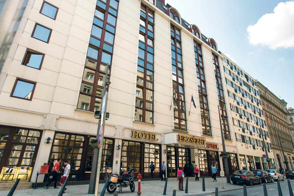 Где остановиться в Будапеште: Hotel Erzsébet City Center