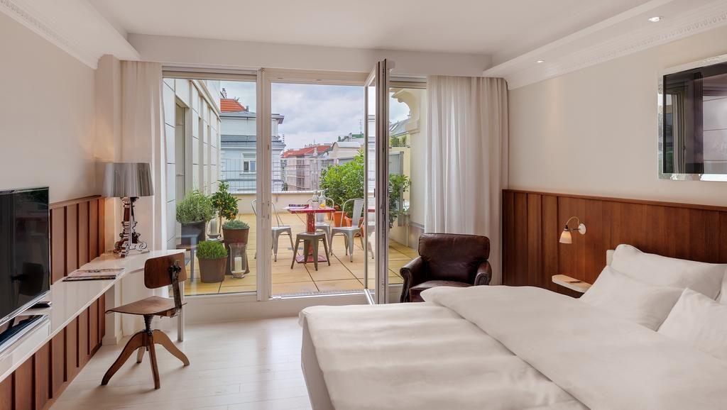 Где остановиться в Вене: Ruby Sofie Hotel Vienna