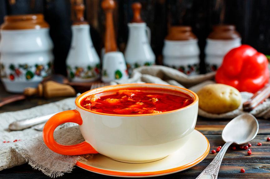 Отдых в Венгрии осенью: горячий суп-гуляш