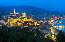 Как добраться на холм Геллерт — пешком и на автобусе