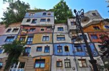 Дом Хундертвассера (Вена, Австрия)