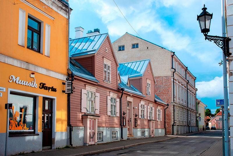 Куда поехать из Таллина на 1 день: Тарту