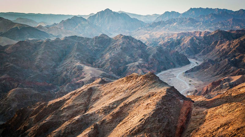 Сафари в Эйлатских горах, Израиль