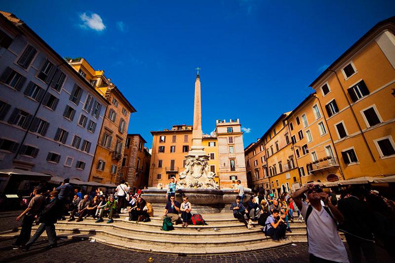 Связь и мобильный Интернет в Риме: как экономить?