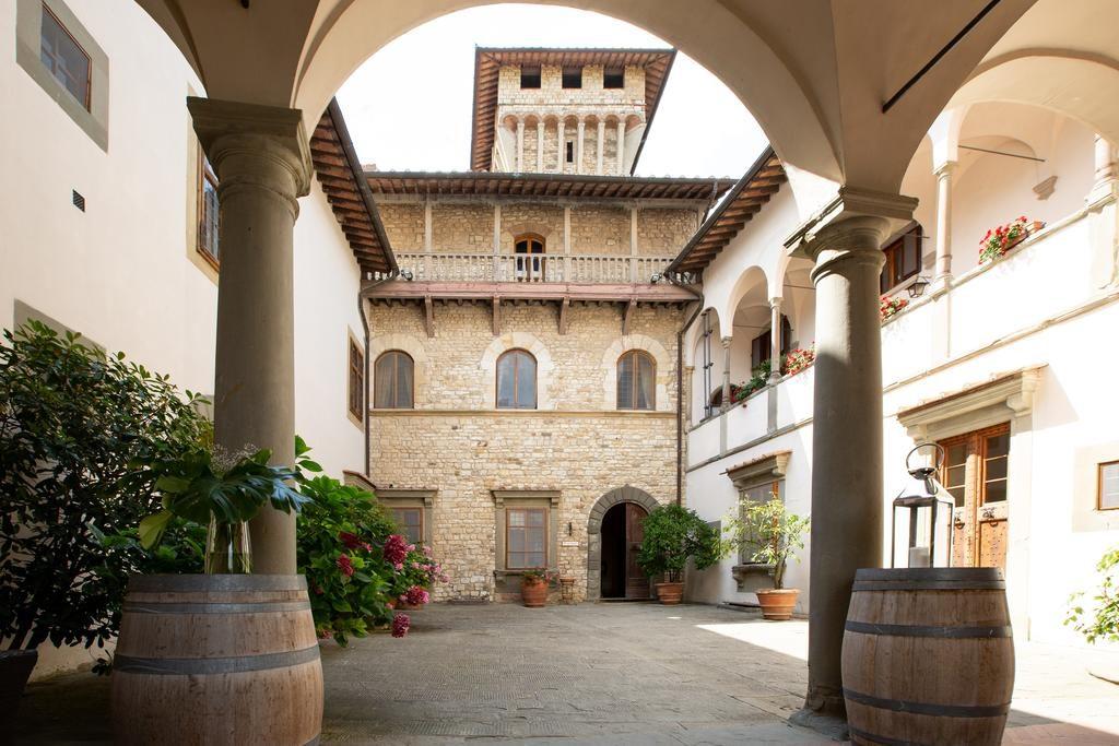Где остановиться в Кьянти: Castello Vicchiomaggio