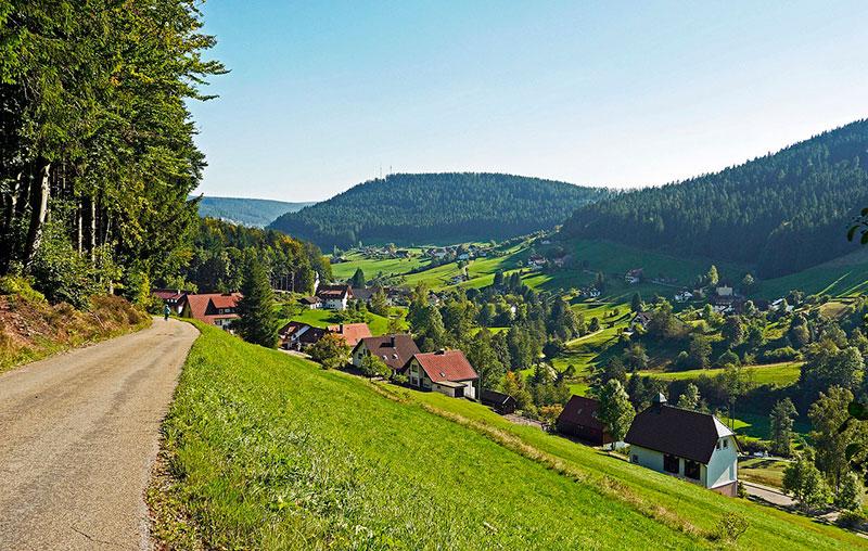 Куда поехать из Штутгарта: Северный Шварцвльд