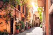 Экскурсии по кварталу Трастевере — из самых бронируемых в Риме