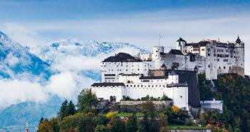 Как добраться на крепость Хоэнзальцбург