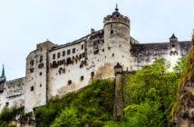 Подъем на Хоэнзальцбург: пешком / на фуникулере