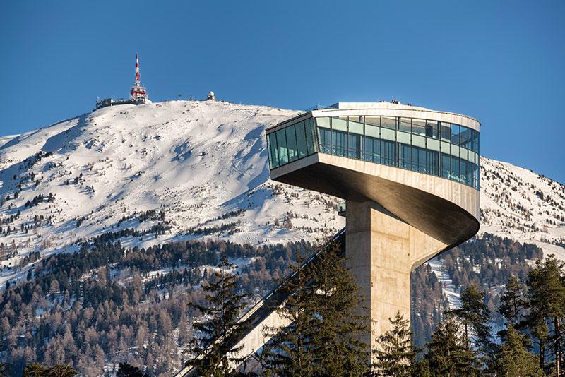 Что посмотреть в Инсбруке: Бергизель