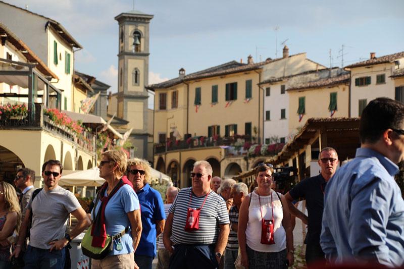 Куда поехать из Флоренции: Греве-ин-Кьянти