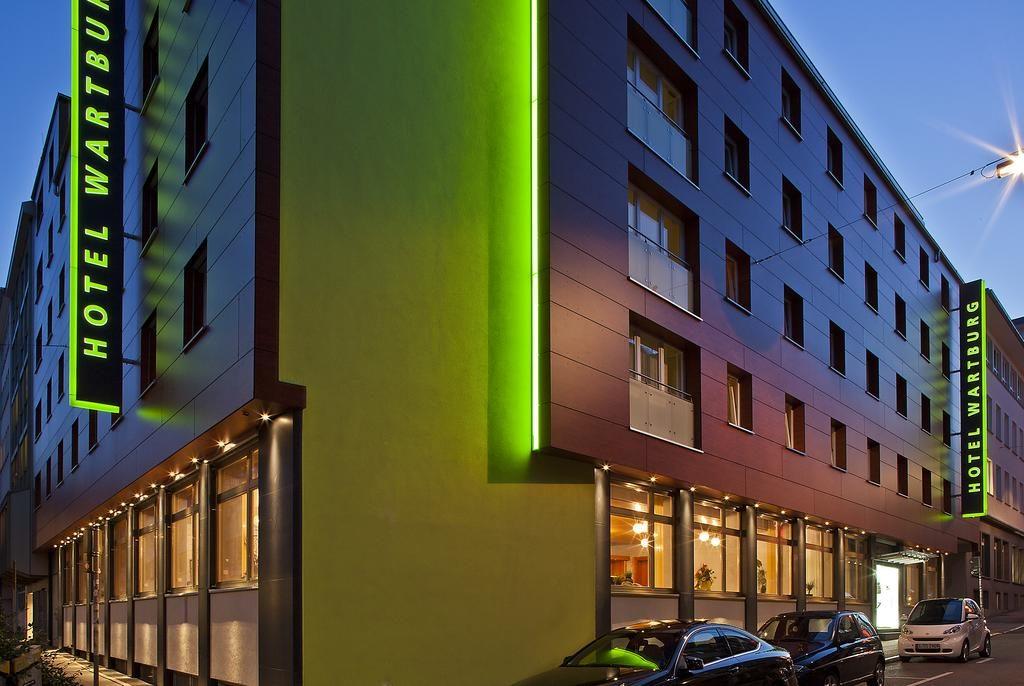 Отели Штутгарта у вокзала: Hotel Wartburg