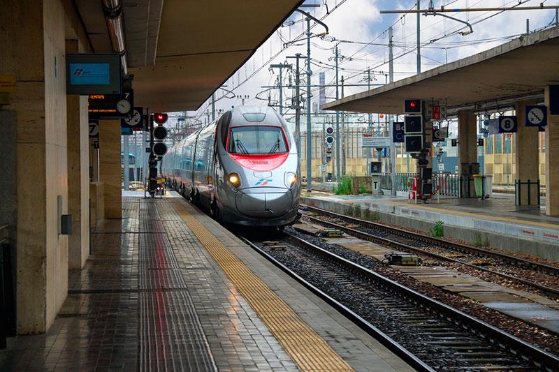 Как добраться из Рима во Флоренцию: поезд Trenitalia