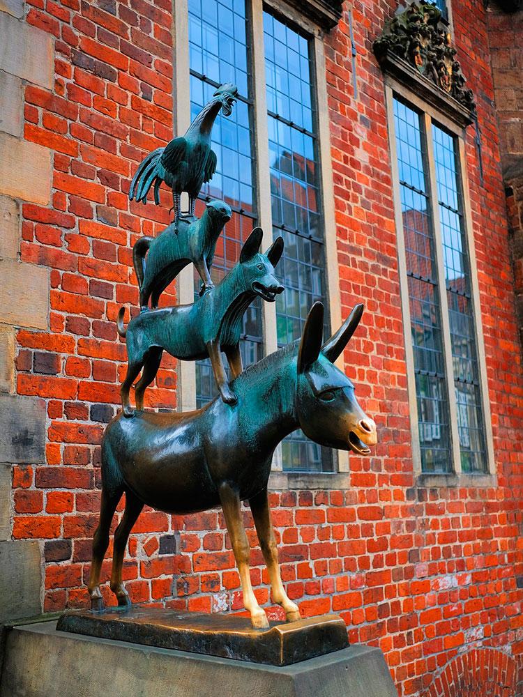 Фото: город Бремен, Германия