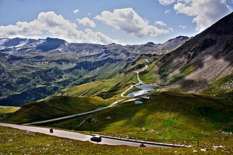 Экскурсии из Инсбрука на автомобиле: дорога Гроссглокнер
