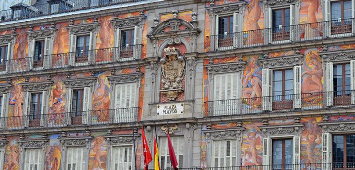 7 знаменитых площадей Мадрида