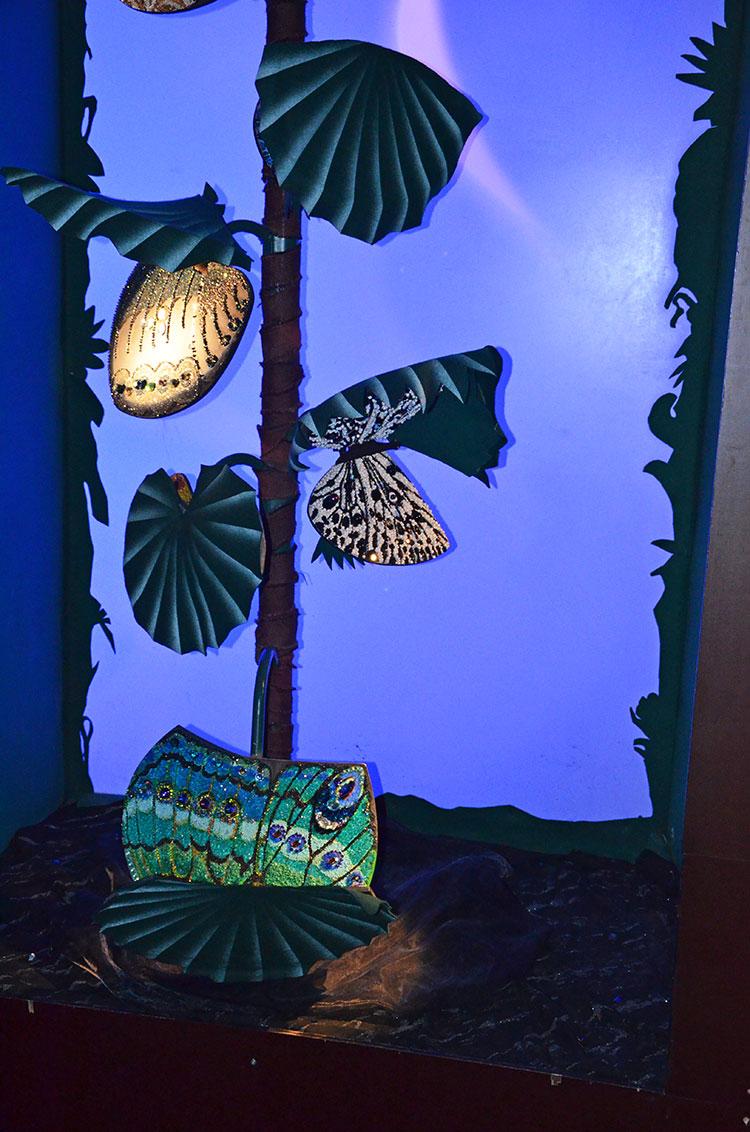 Фото музея «Кристаллические миры Swarovski»