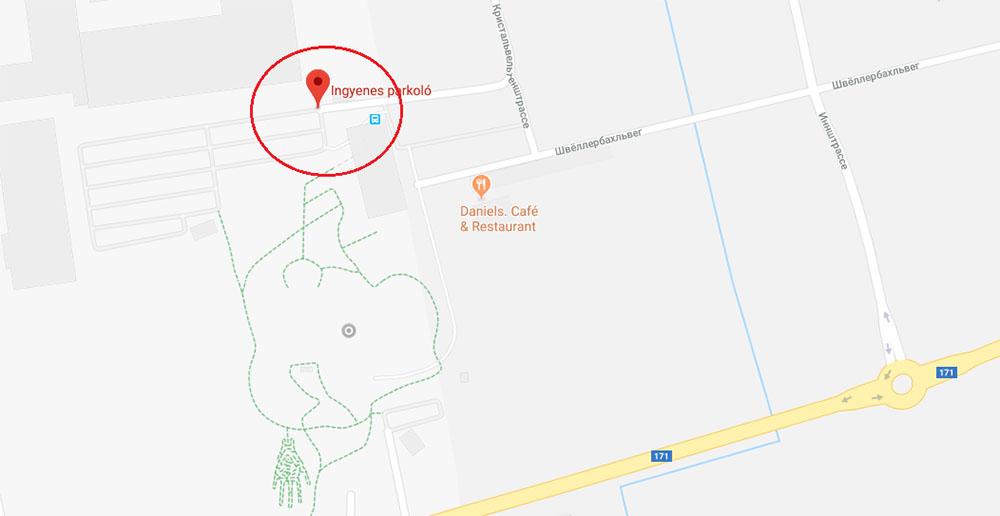 В музей «Сваровски» на машине из Инсбрука: бесплатная парковка