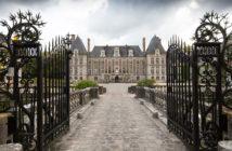 Замки вокруг Парижа: Куранс (Château de Courances)