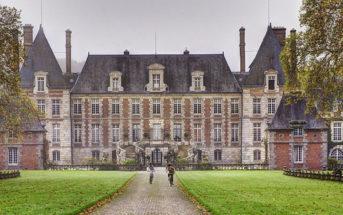 Замки вокруг Парижа: 10 дворцов и парков в двух часах езды