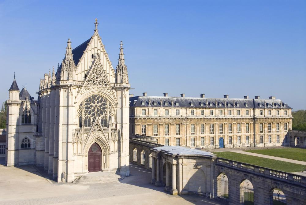 Замки Парижа: Венсенский замок (Château de Vincennes)