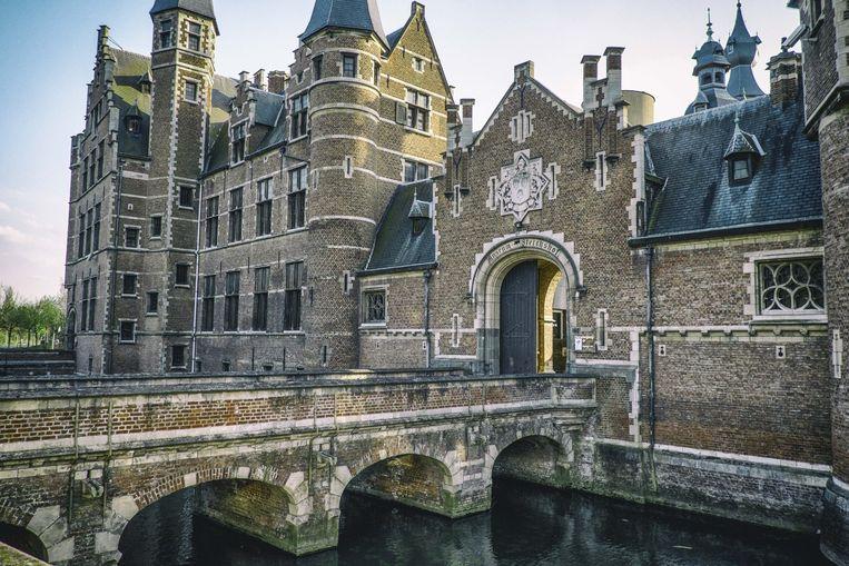 Замок Стерксхоф (Sterckshof) в Бельгии