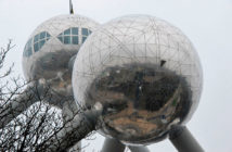Музей Атомиум (Брюссель, Бельгия)