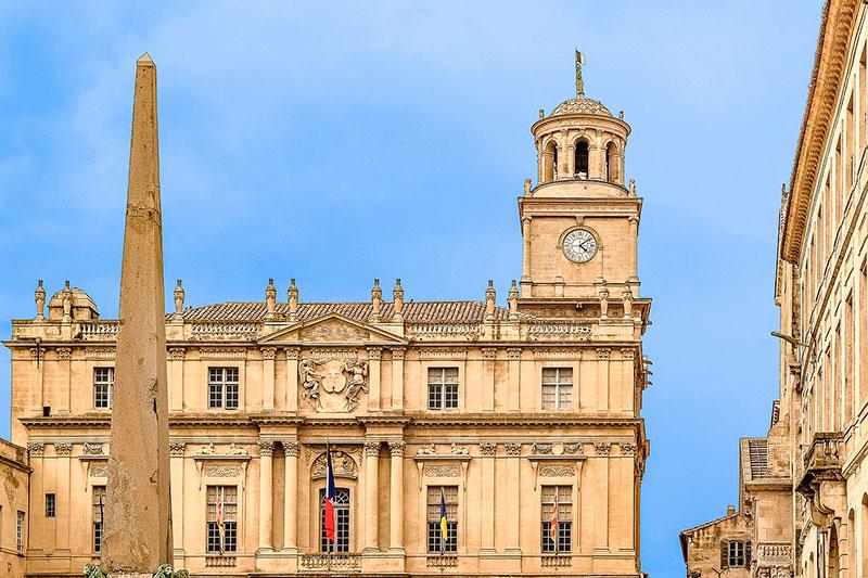 Экскурсии из Марселя: город Арль