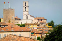 Панорамный вид на Грас (Прованс, Франция) Канны 10 мест, куда можно поехать из Канн kuda sezdit iz kann 6 214x140