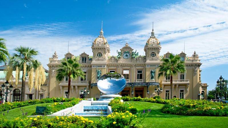 Казино в Монте-Карло (Монако) ницца 10 мест, куда можно поехать из Ниццы. kuda sezdit iz nitstsy 4