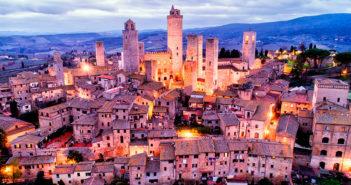 8 мест, куда можно съездить из Сиены на один день