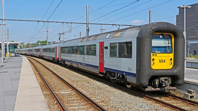 Как добраться в Брюгге из Брюсселя на поезде