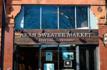 Сувениры из Ирландии: Aran Sweater Market