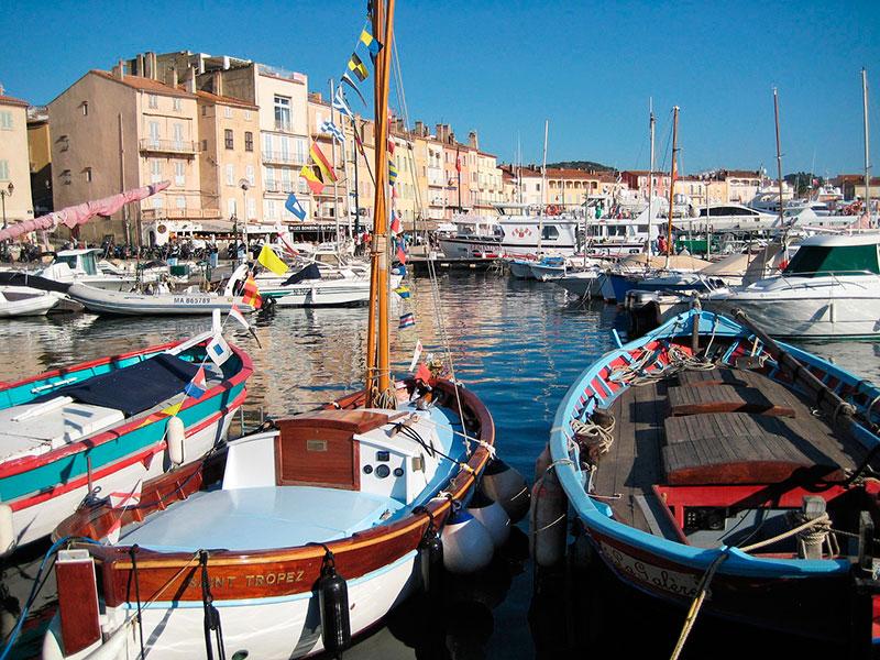 Самые красивые курорты Франции: Сен-Тропе Курорты Франции Лучшые курорты  Франции morskie kurorty francii 7