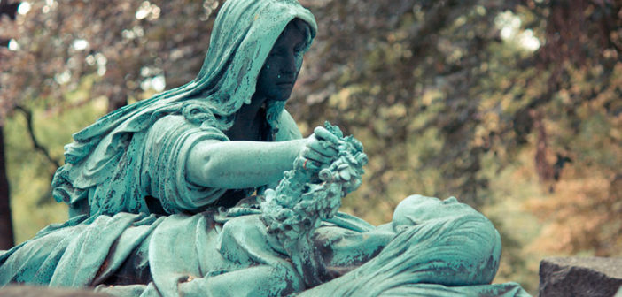 Кладбище Пер-Лашез: где находится и как доехать на метро