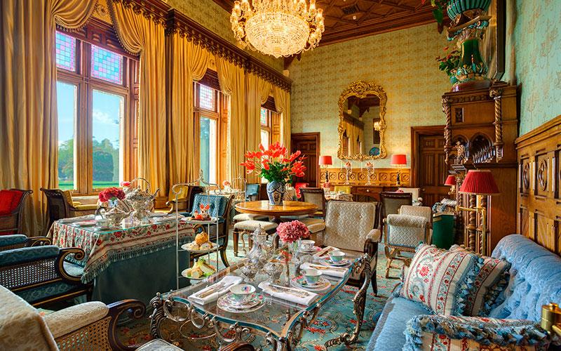 Замок-отель Эшфорд, Ирландия