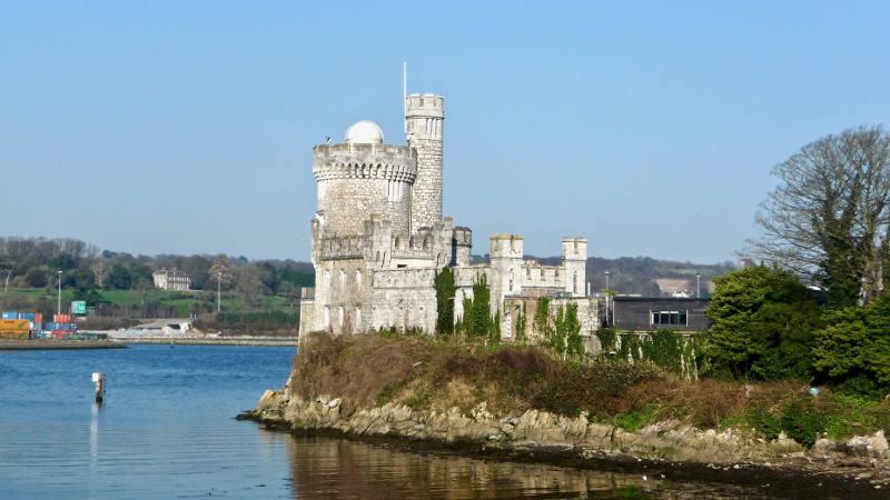 Замок-обсерватория Блэкрок, Ирландия