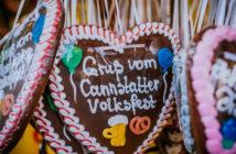 Фестиваль Фольксфест в Германии