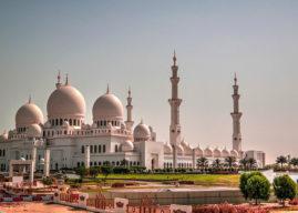 Как добраться в Абу-Даби из Дубая 2019